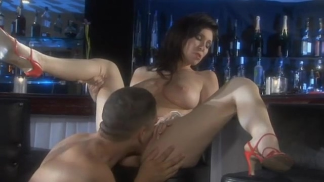 Gorgeous babe Rayvenes opens cunt wide to take his meat length deep inside naked mixed dance porn video