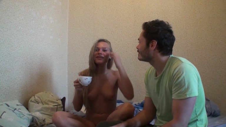 My sex paramour playing with bald bawdy cleft in the morning Why do women have to pee after sex