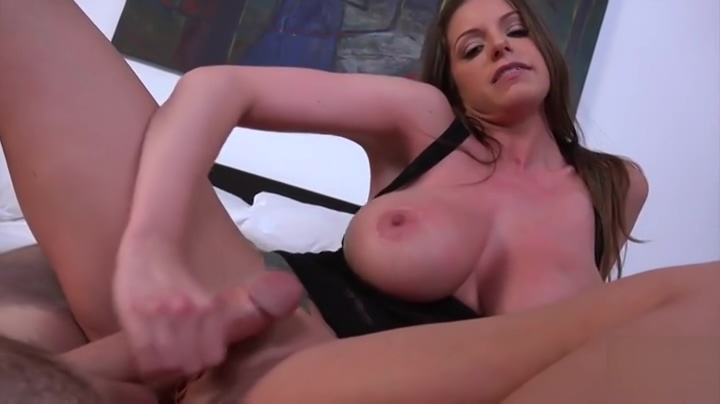 Attractive busty Brooklyn Chase giving a hot handjob Pornstar black masturbate dick orgy