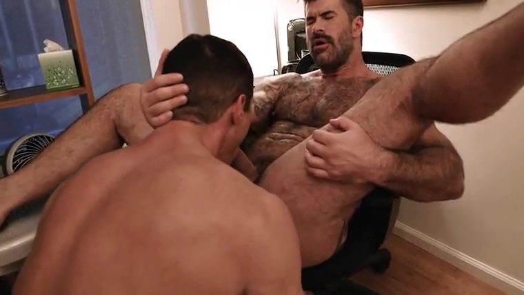 Amazing xxx video homosexual Bears craziest watch show Big tits big as