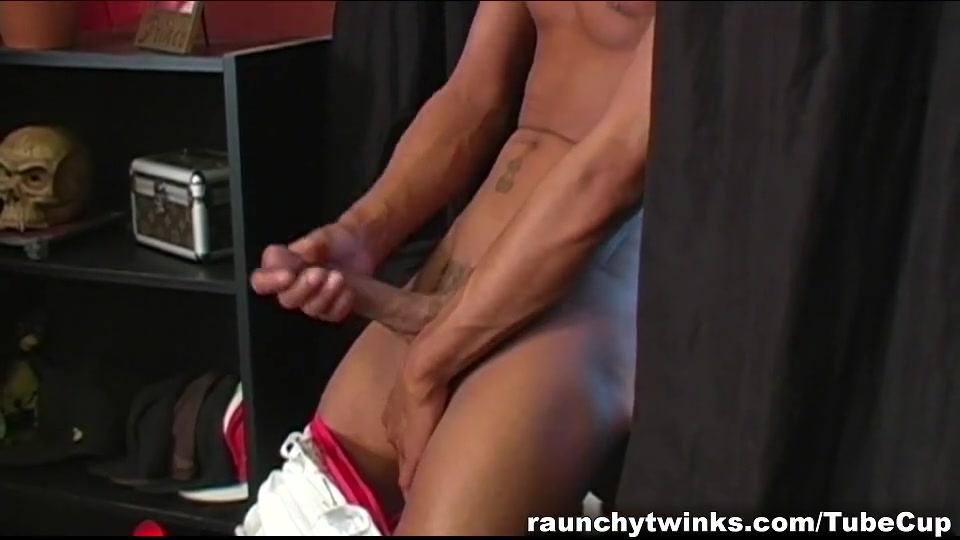 RaunchyTwinks Video: Cesar plays with his dong Sex Escort in Denmark