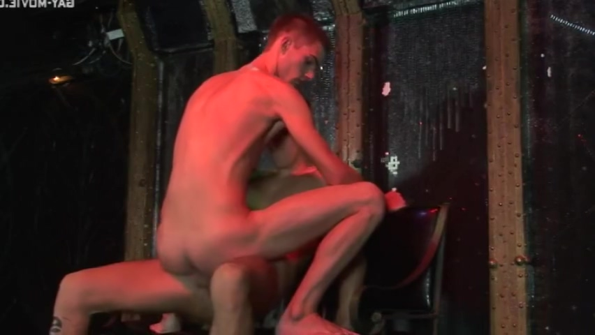 two men have bareback sex part 75 Fantasy sexy male beasts