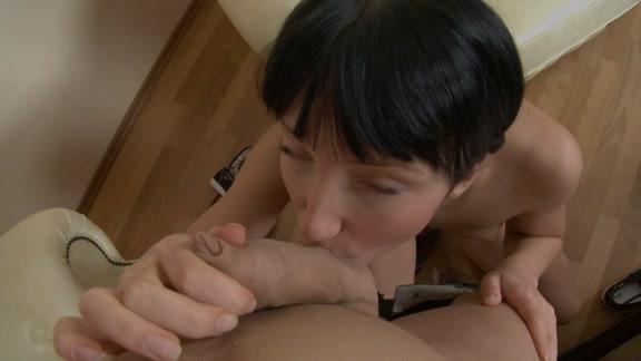 Brunette sexdoll goes for hard anal scene 1 Porn star in a pokemon shirt