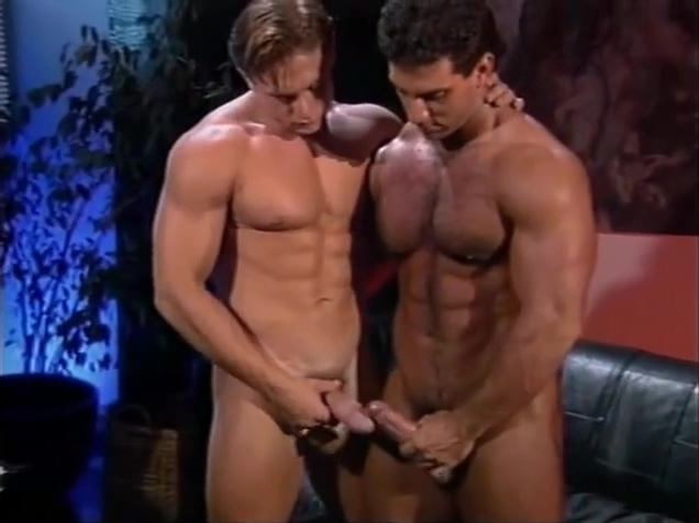 Muscled Hunks Cops Fucking sexey hot nacked guys