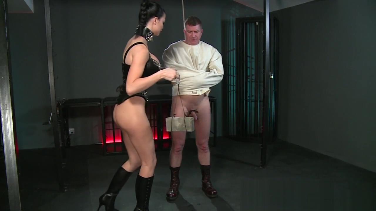 Astonishing porn movie BDSM watch