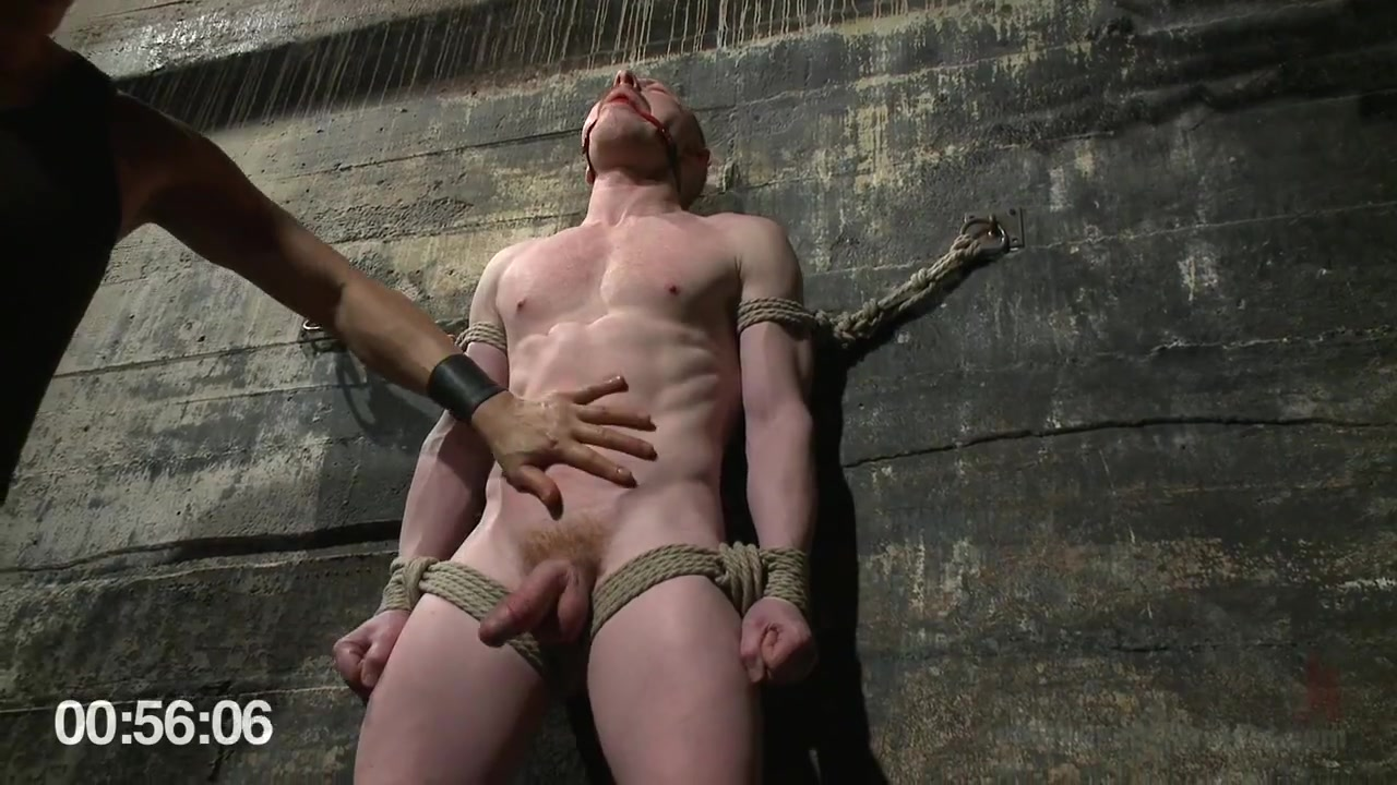 30 minutes Of Torment. Damien Moreau takes the ultimate challenge and begs for more Young shy girls porn