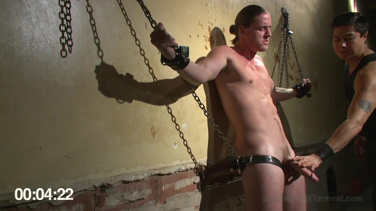 30 minutes Of Torment. Ass Torture Muscle male stripper huge cock