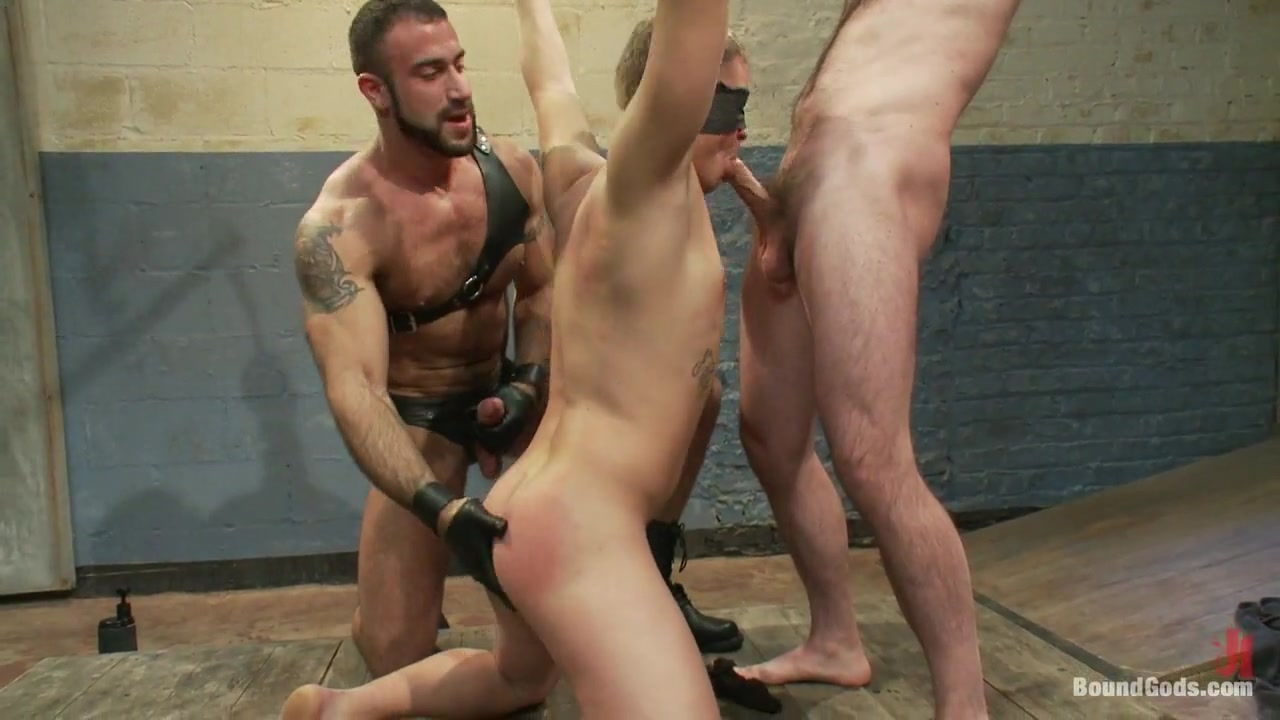 BoundGods : A Brand New Boy October Live Shoot Hdsex Video Sanlab