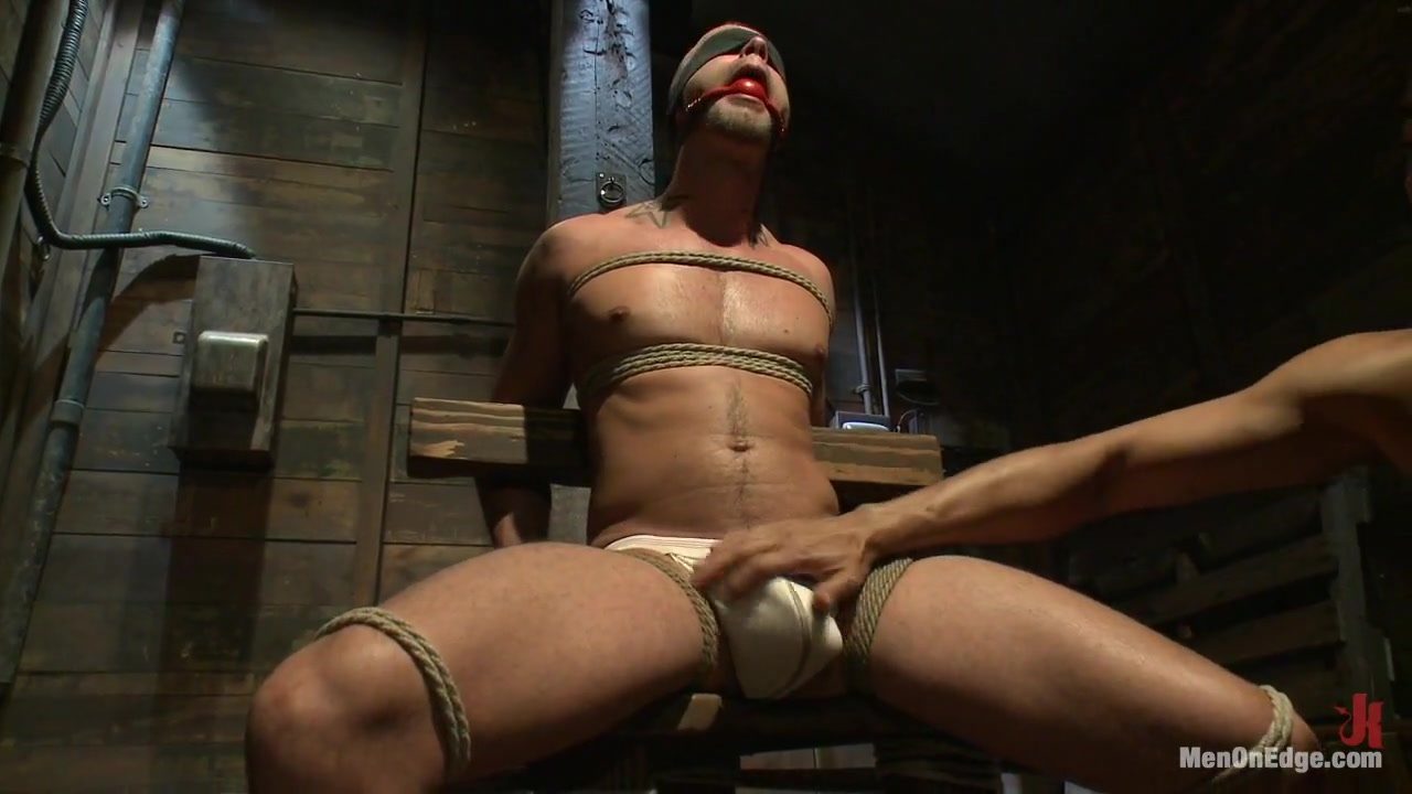 Jesse Colter Taken Tied up and Edged hand job in traffic