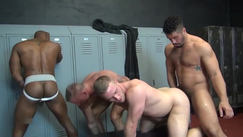 Testosterone packed breeding orgy Incredible Ebony Brunette porn record