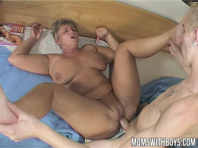 couger mama porno