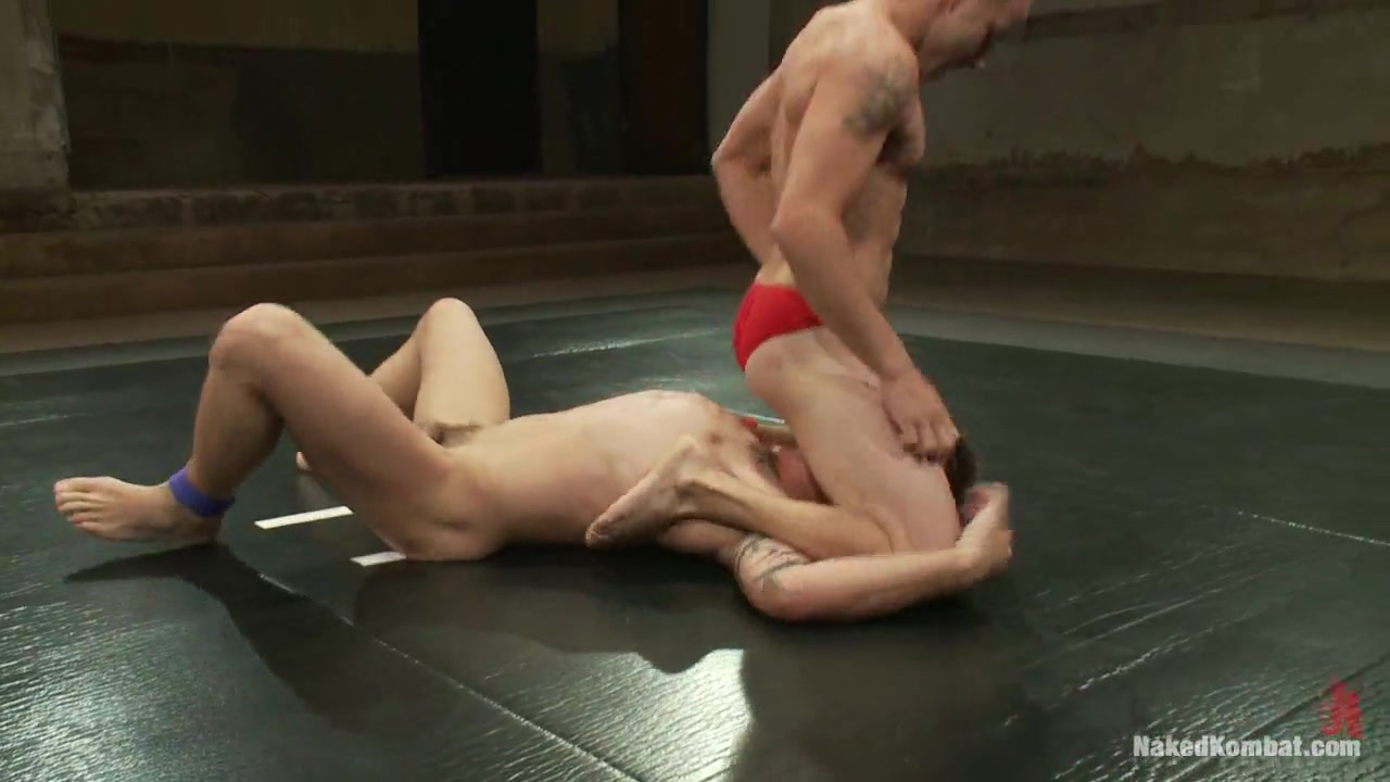 NakedKombat Nikko Alexander vs Jake Austin russian free video sex