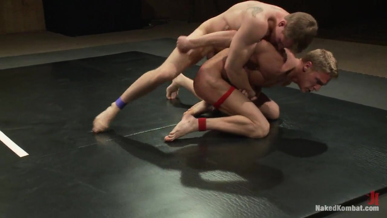 NakedKombat Trent Diesel vs Gavin Waters hot erotic porn video 2018