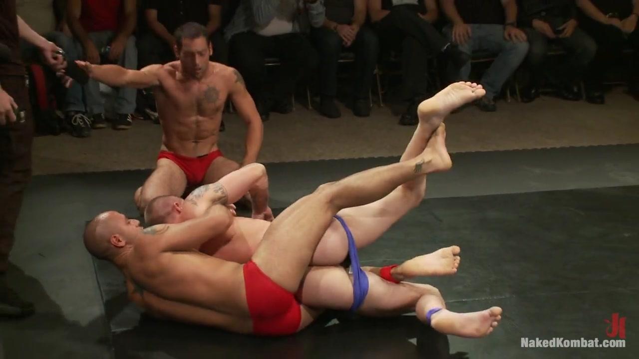 NakedKombat Intense Live Tag Team Match Fuck hot milf site