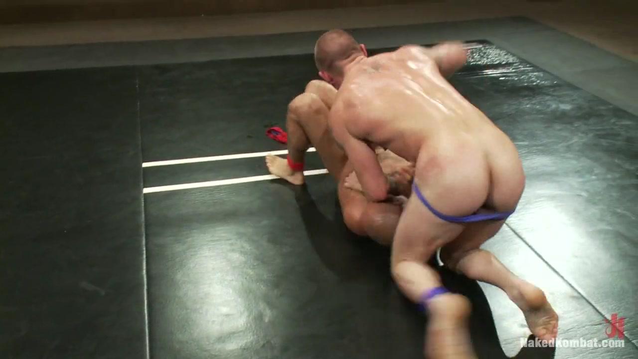 NakedKombat Brenn Wyson vs Leo Forte Japanese fetish compilation