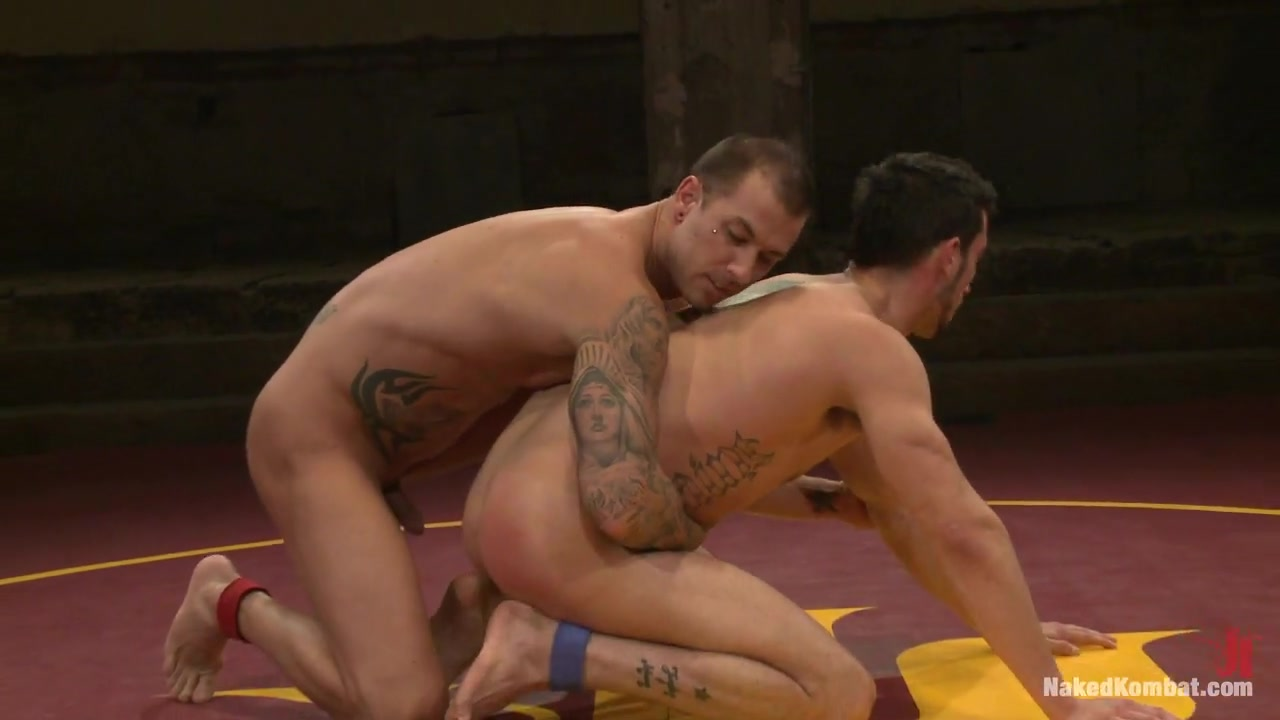 NakedKombat Casey The Mangler More vs Rod The Real Deal Daily Gloryhole surprise