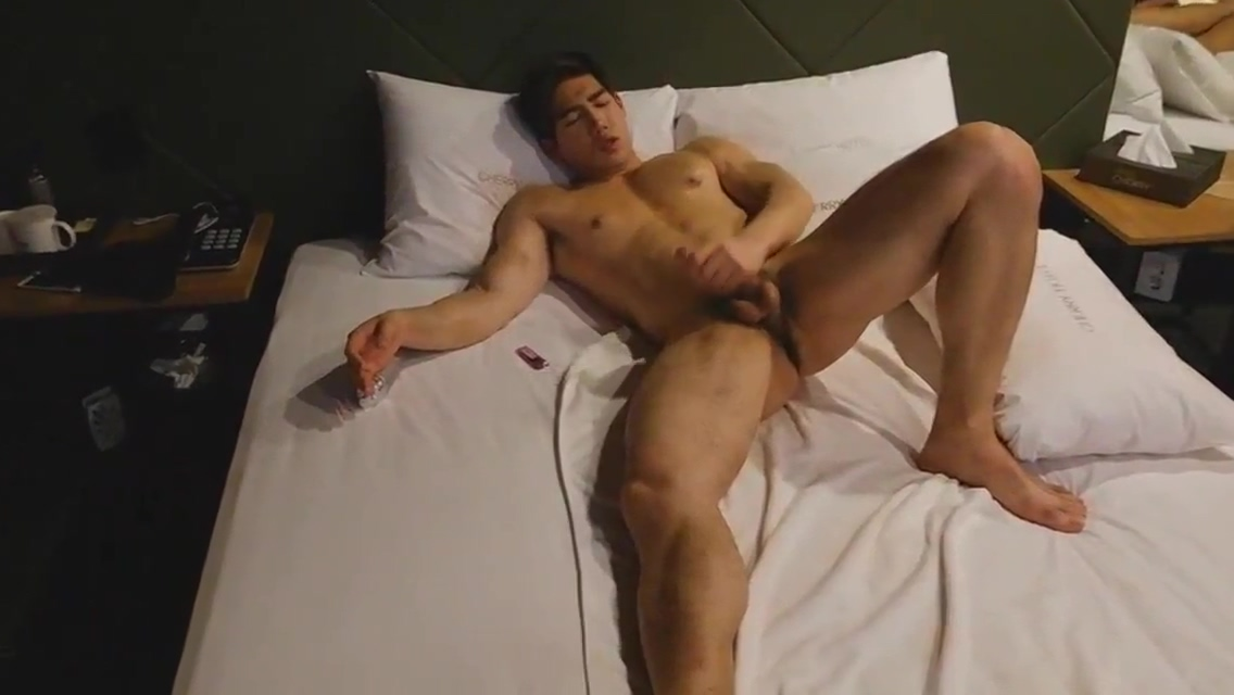 Hot Boy In Hotel 1 how to produce saliva when giving a blowjob
