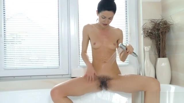 Efina PinkRobeWhiteTub DVD sex scenes in movie