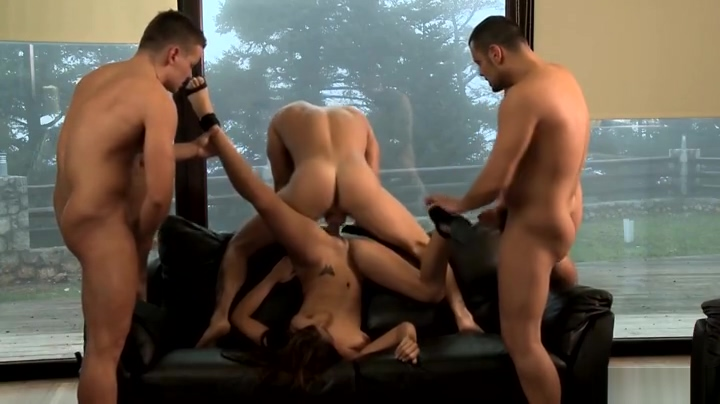 Incredible buxomy huzzy was drilled in anal