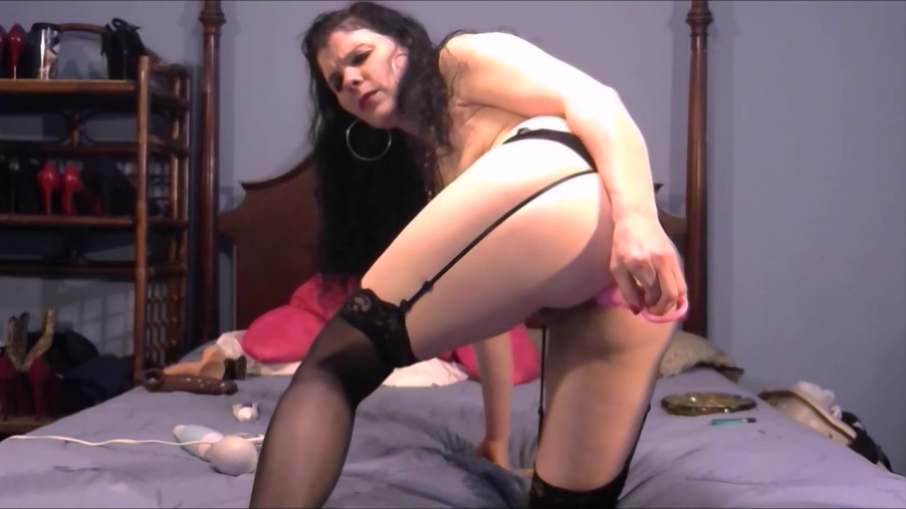 Dirty Talking Smoking BBC Loving Wife Ass Fucked
