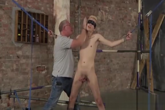 Twink bondage gay fucking online free