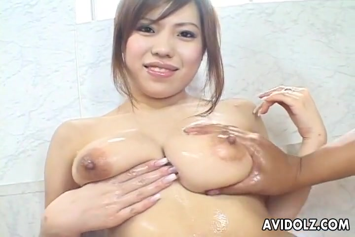Hot Miu Satsuki stimulated in a spa uncensored. Www bustysluts stockings suspenders