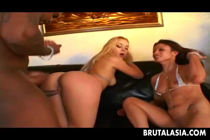 Asian slut Jayna Oso in a raunchy interracial threesome Teen of fuck midget photos gallery