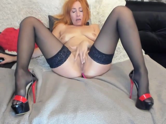 Skanky Redhead Milf Inside Stockings Has poison ivy secret society sex