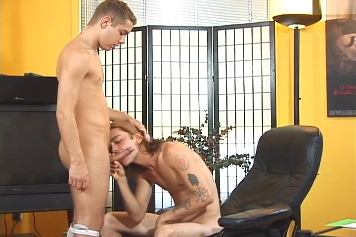 Hot Young Guys Suck Dick In The Office Cherry flaming pussy tattoo