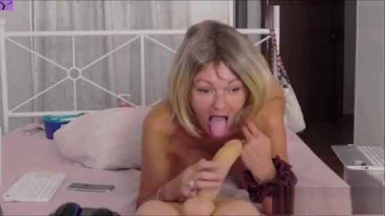 Blonde milf suck and riding toy Granny Boy Missionary