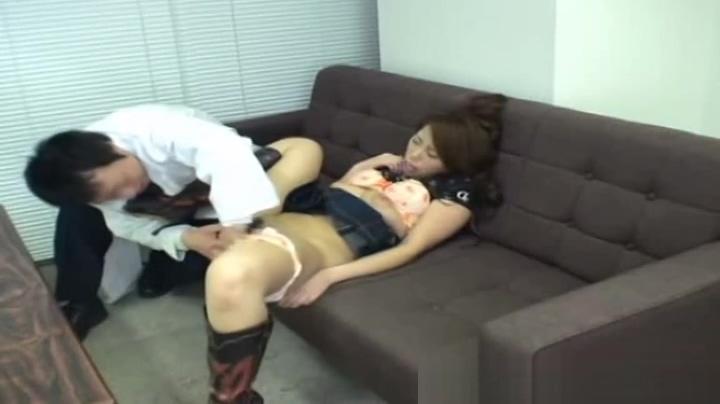 Handsome oriental teenage gal featuring blow job video teen porn threesome free