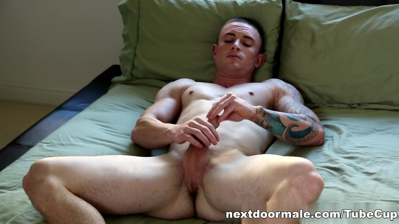 NextdoorMale Video: Logan Interracial vid clips