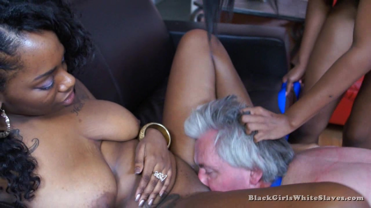Eating Black Juicy Pussy