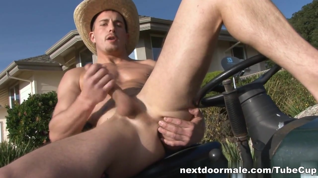 NextdoorMale Video: Brad Star silver ginger sex selena hot