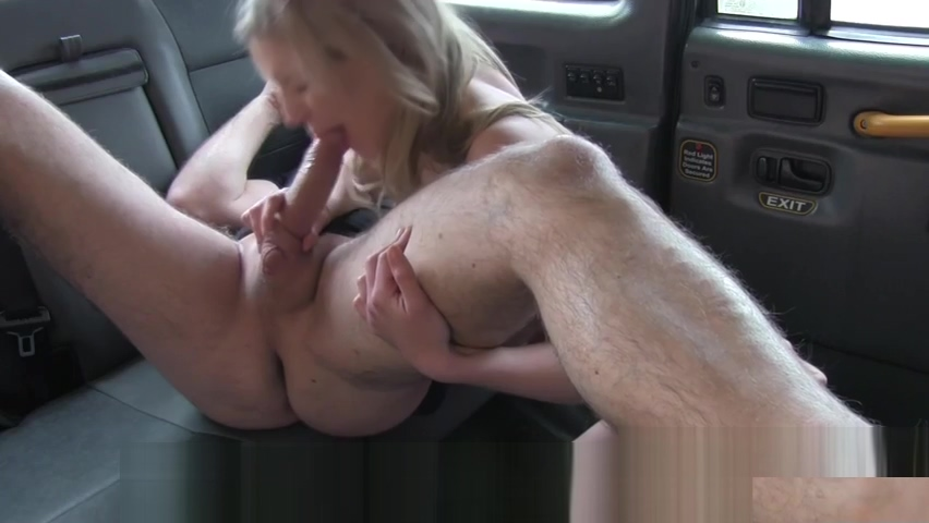 Busty brunette eats ass and fucks in fake taxi Naomi watts naked sex gif