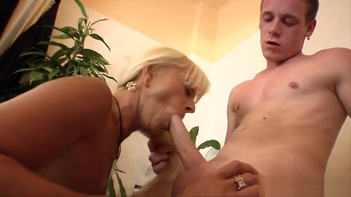 Handsome gandma getting cock been blowed British bukkake dvd