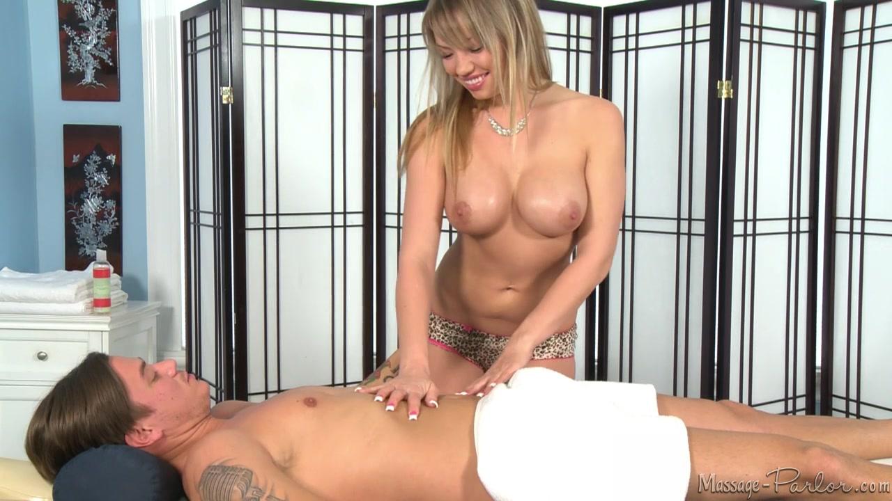 Massage-Parlor: The Rebound Cum open ass