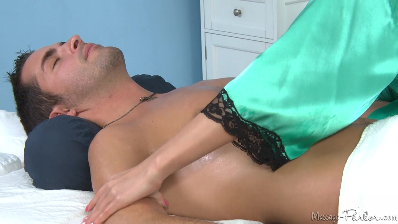 Massage-Parlor: Im A Regular sexy lesbeins making out