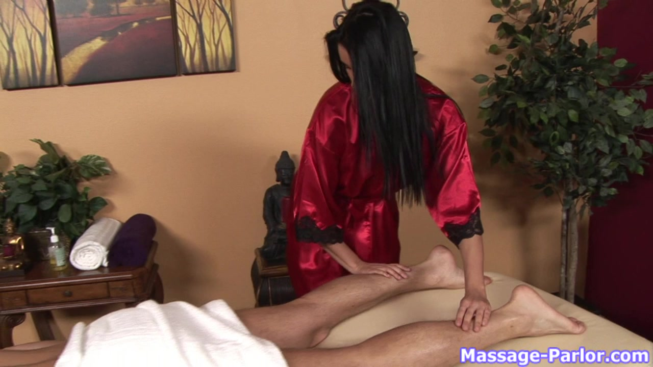 Massage-Parlor: Welcome To America Black mother daughter threesome sex