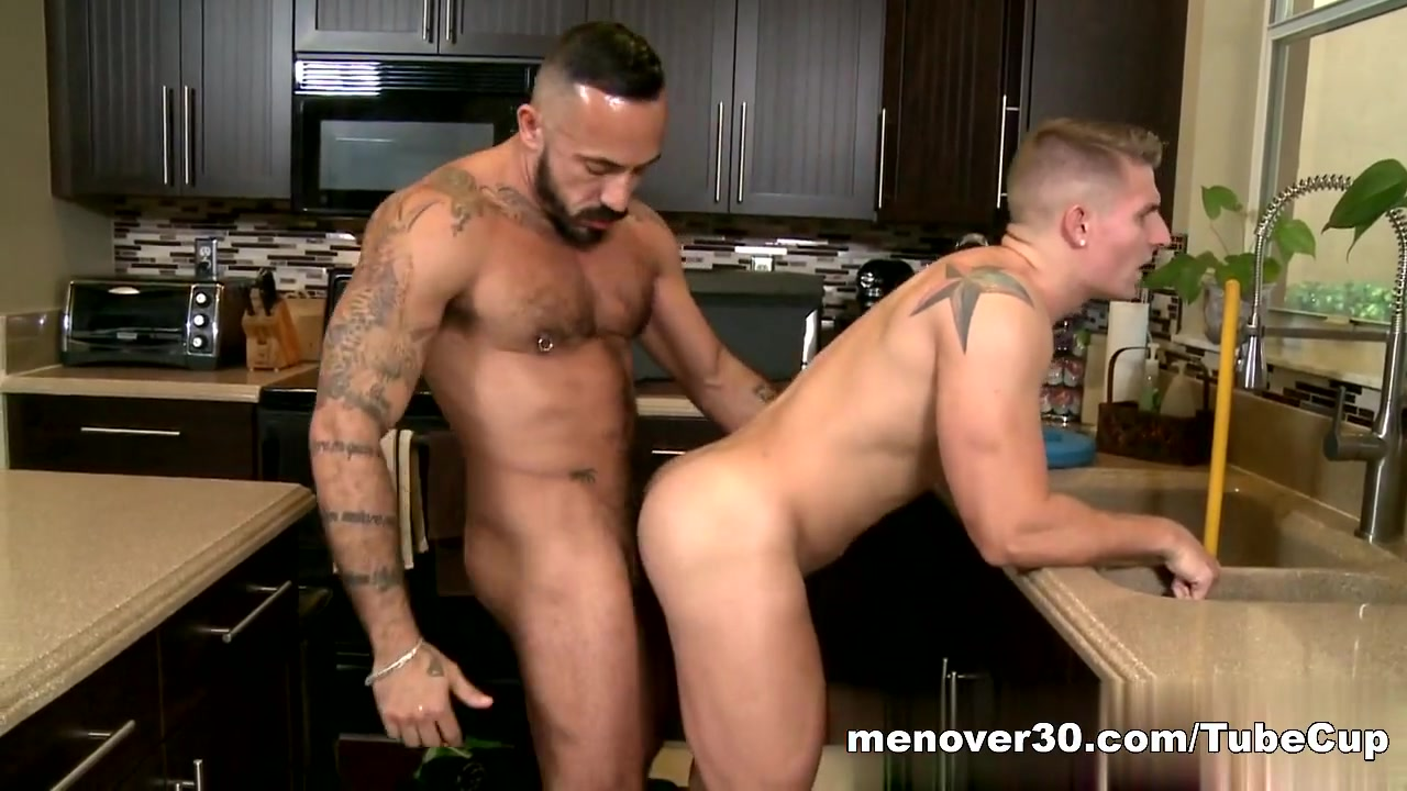 MenOver30 Video: Plumbing 101 We're not hookup but he calls me babe