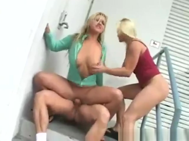 Hottest porn video Threesome hot uncut bbw with voluptuous melons