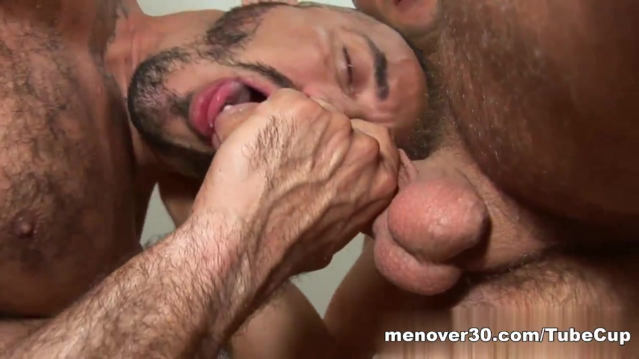 MenOver30 Video: Valentins Day Ass-acre big hairy tit woman