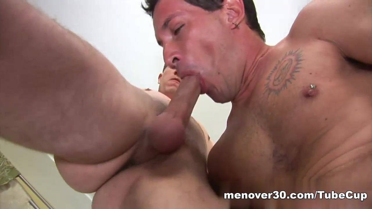 MenOver30 Video: Torn Between Two Rubbers juri matsuzaka is tied and fingered in nooky
