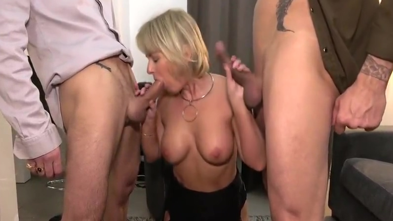 Blonde Milf Anal Neighbor
