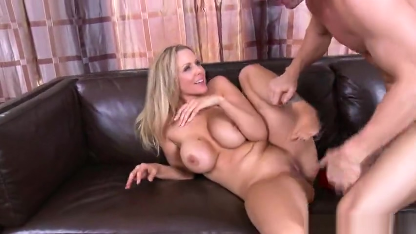 Supreme busty MILF Julia Ann is sucking dick Free asian movies xxx