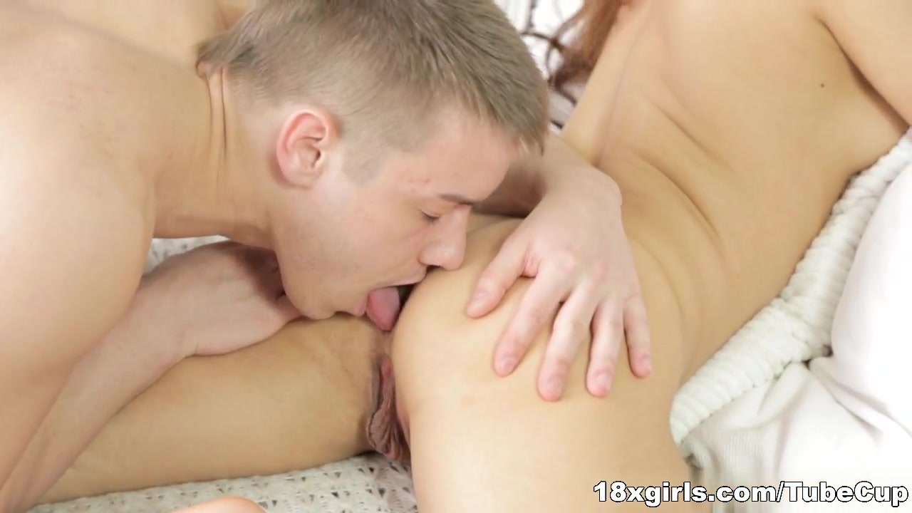 Betty Gets Herself Double Pounded Lesbian sex at 12 thru 14