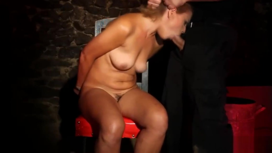 Beauty Gets Fucked Real Wild in BDSM Porno