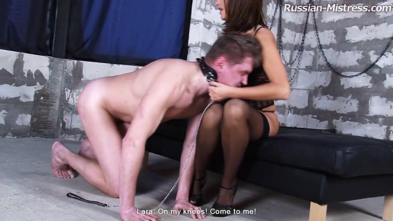 Sexy hand spanking