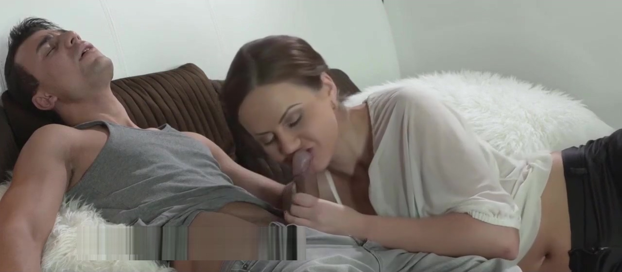 Horny Stepmother Wants Surprise Cumshot Anal movies porno
