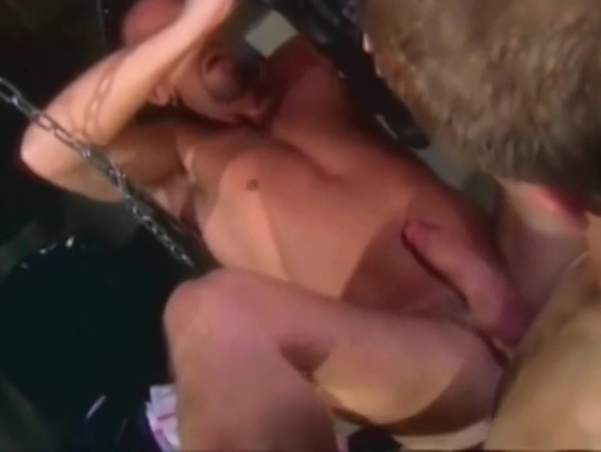 Gay Dungeon Anal penetration porn tube